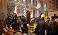 Kijevā notiekošais atgādina nežēlīgu karu, stāsta Ukrainas mediju eksperte