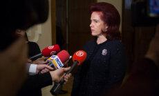 Āboltiņa: ir džentlmeniska vienošanās, ka NA ministri 16.martā dosies uz Lesteni