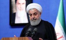 Роухани обвинил Трампа в попытках посеять хаос в Иране