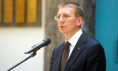 Ринкевич: участие Латвии в проекте Nord Stream 2 - угроза для госбезопасности