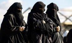 Irākā 16 'Daesh' piekritējām no Turcijas piespriež nāvessodu