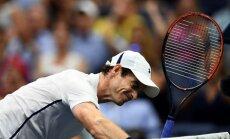Rio olimpiādes finālisti Marejs un del Potro izstājas no 'US Open'