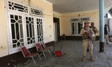 Spridzinātāja pašnāvnieka uzbrukumā Afganistānas austrumos gājuši bojā 13 cilvēki