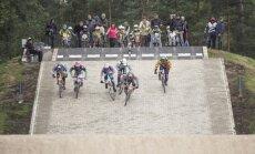 Latvijas BMX riteņbraucēji izcīna pirmās četras vietas Eiropas kausa posmā