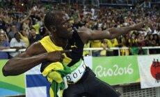 Jamaikā atklāta Usaina Bolta bronzas skulptūra