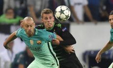 'Atletico', 'Barcelona' un 'Napoli' izcīna otrās uzvaras divās spēlēs