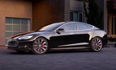 'Tesla' popularitātes dēļ Dānijā uz servisu jāgaida rindā trīs mēnešus