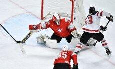 Швейцария вышла в финал чемпионата мира после сенсационной победы над Канадой