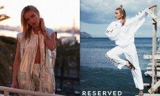 Foto: 'Reserved' izrāda festivālu apģērbu kolekciju