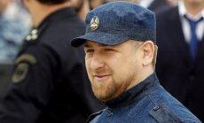 Kadirovs aicina ierobežot augstu Krievijas amatpersonu izbraukšanu no valsts