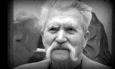Miris ukraiņu politiķis un padomju disidents Levko Lukjaņenko