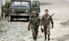 Armēnijas prezidents: Starptautiskajai sabiedrībai jāatzīst Kalnu Karabahas pašnoteikšanās tiesības