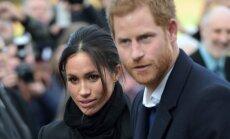 Atklātas jaunas prinča Harija un Meganas kāzu ceremonijas nianses