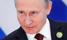 Putins uzaicinājis Trampu uz Maskavu