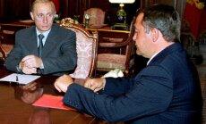Putina sabiedrotais Ļesins ticis nogalināts, atklāj ASV izmeklētāji