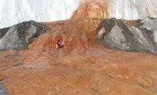 Разгадана тайна Кровавого водопада в Антарктиде