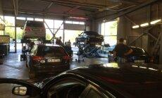 Daugavpils tehniskās apskates naktī vairums auto atzīti par satiksmei nederīgiem
