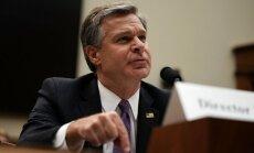 Krievija turpina ietekmes operācijas ASV, pauž FIB direktors