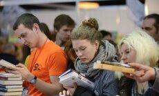 Sākas grāmatmīļu svētki – 'Latvijas Grāmatu izstāde 2016'
