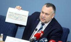 CVK nepārskaitīs par Barču un Klaužu atdotās balsis Saeimas vēlēšanās