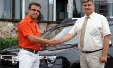 'DELFI Auto' pirmais ilgtermiņa autotests – ar 'Dacia Duster'