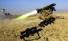 США передали армии Украины противотанковые ракеты Javelin