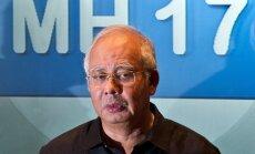 Notriektajā lidmašīnā ceļoja Malaizijas premjera vecmāmiņa, vēsta mediji