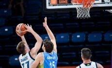 Евробаскет: Словения в 1/8 финала разгромила Украину, Германия вышибла Францию