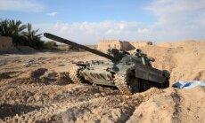 Sīrijas armija atguvusi svarīgu ceļu uz Alepo
