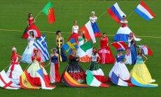 Polijā un Ukrainā sākas Eiropas čempionāta finālturnīrs futbolā