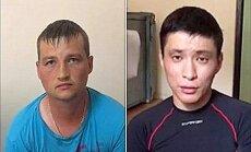 Ukrainā aiztur divus Krievijas robežsargus