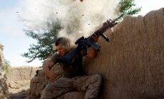 Ukrainā grasās ražot slavenās amerikāņu M-16 triecienšautenes