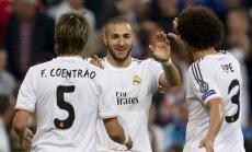 Madrides 'Real' Čempionu līgas pusfinālā iztur 'Bayern' spiedienu un izcīna minimālu uzvaru