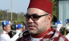 Spānijas policija Marokas karali notur par kontrabandistu