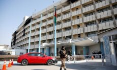 Uzbrukumā Kabulas viesnīcai sestdien nogalināti 40 cilvēki