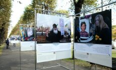 """Глава ГВД """"Балтия"""" оштрафован за порчу экспонатов выставки """"Люди Майдана"""""""