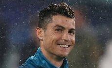 Роналду третий год подряд признан самым популярным спортсменом мира
