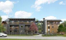 Ieguldot 10 miljonus eiro, būvē dzīvojamo māju kompleksu Ķīpsalā