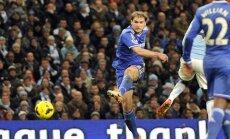 Turpinās UEFA Čempionu līgas astotdaļfināla atbildes maču izspēle