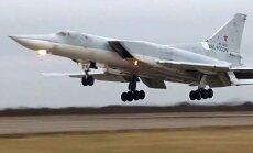 Lielbritānijas iznīcinātāji pārtvēruši Krievijas bumbvedējus