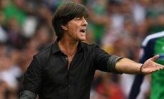 Joahims Lēvs: Vācija bija spēcīgāka, bet uzvarēja Francija
