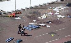 Литовец, ставший очевидцем теракта в Ницце: рядом с нами падали люди