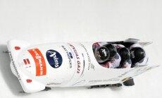 Melbārža četrinieks triumfē otrajā Pasaules kausa posmā pēc kārtas