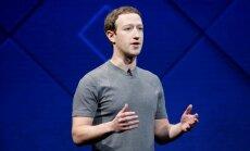 """Цукерберг рассказал о доказательствах """"российского вмешательства"""""""