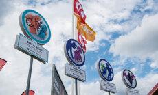 Īpaša ceļojošā izstāde Rīgā iepazīstinās ar desmit nerakstītajiem ceļu satiksmes likumiem