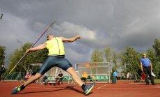 """Штробиндер берет """"Кубок Риги"""" с рекордом и олимпийским нормативом"""