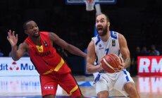 Греция разгромила Бельгию, Газоль втащил Испанию в четвертьфинал