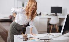 8 способов позаботиться о своем позвоночнике