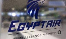'EgyptAir' katastrofa: Vidusjūrā tomēr nav atrastas avarējušās lidmašīnas atlūzas, paziņo amatpersona (plkst. 22.44)
