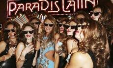 Parīzē ballītē augstos toņos atklāta Anna Dello Russo un H&M sadarbības kolekcija